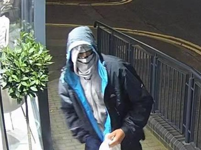 The man responsible for the arson attack at the Blackpool road business