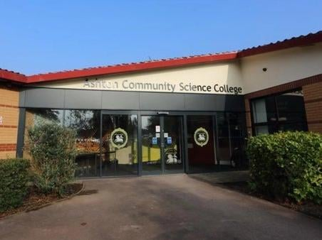 Ashton Community Science College (formerly Ashton-on-Ribble High School) in Aldwych Drive, Preston has asked all Year 10 pupils to stay at home and self-isolate after a confirmed case of COVID-19 at the school