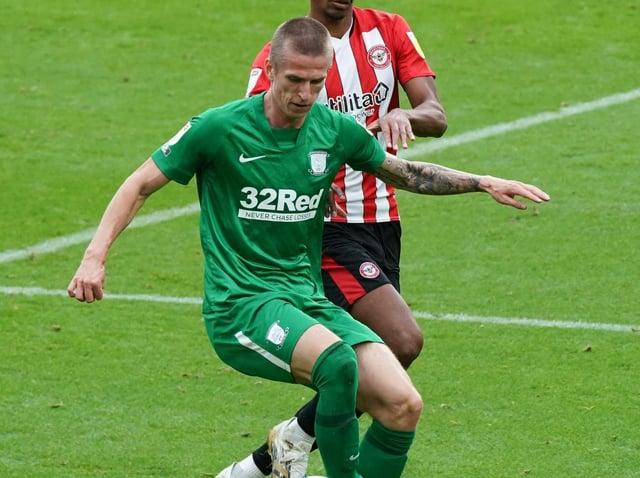 Preston North End new boy Emil Riis