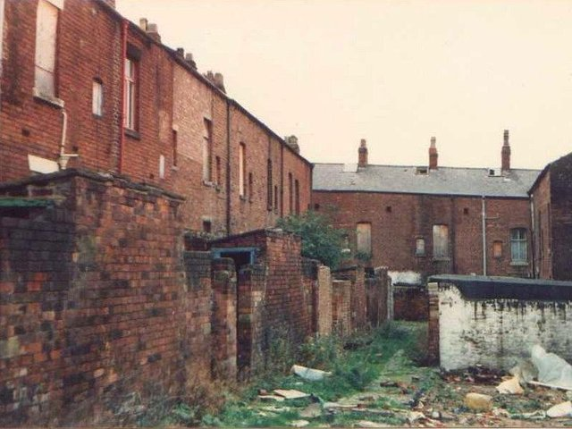Some areas of Preston, like Fleetwood Street, require some regeneration work