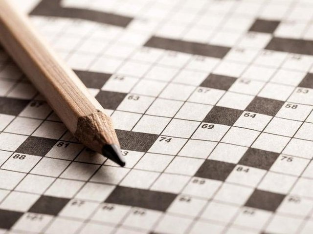 Have you completed today's crossword?