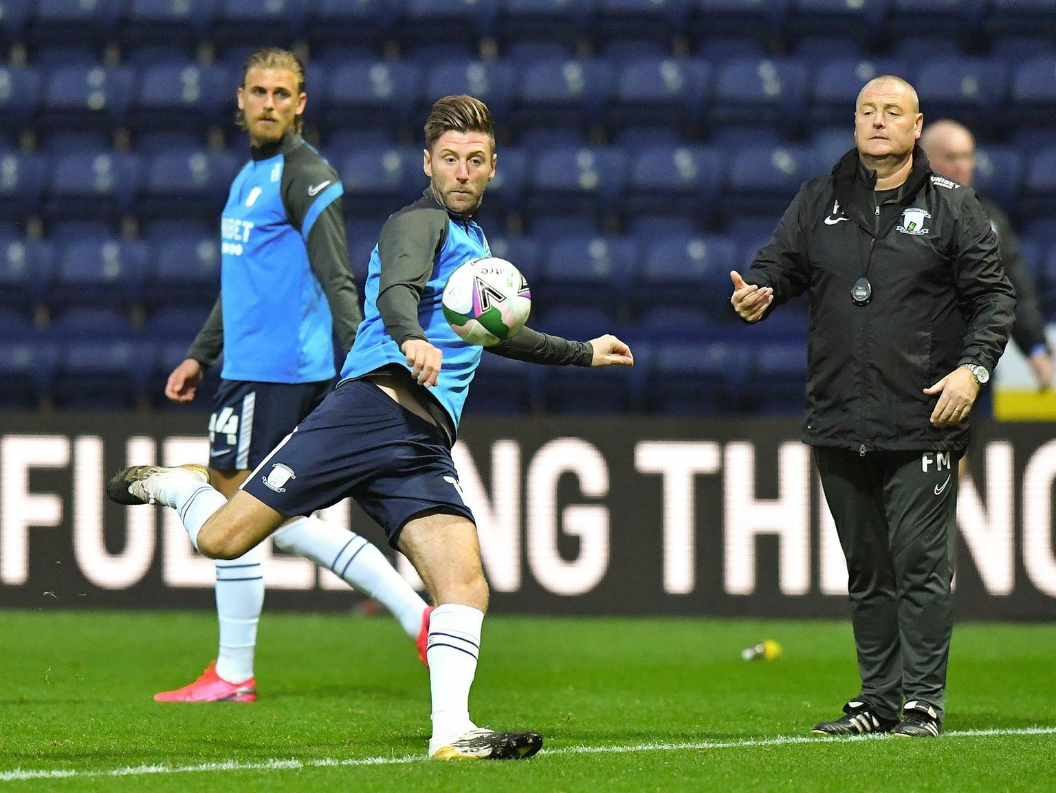 Huddersfield v Preston North End team news - Unchanged for PNE and a coaching role for Paul Gallagher