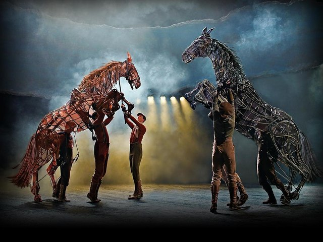War Horse, presented by National Theatre Live, is being presented at Chorley Little Theatre