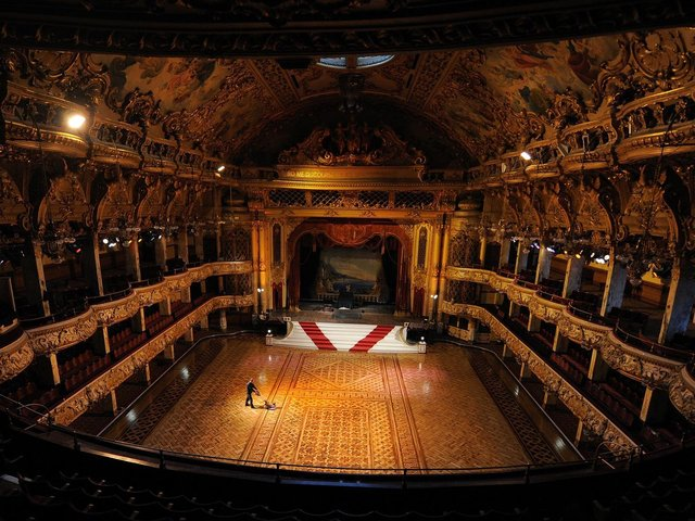 The Blackpool Tower Ballroom has received £764,000 from the Government