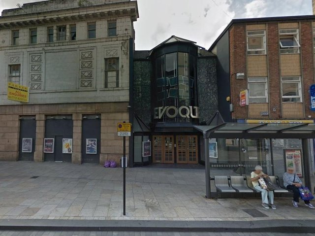 """Evoque said the landlords of its Church Street venue had neglected the upkeep of the building, leaving it """"unfit to trade"""". Pic: Google"""