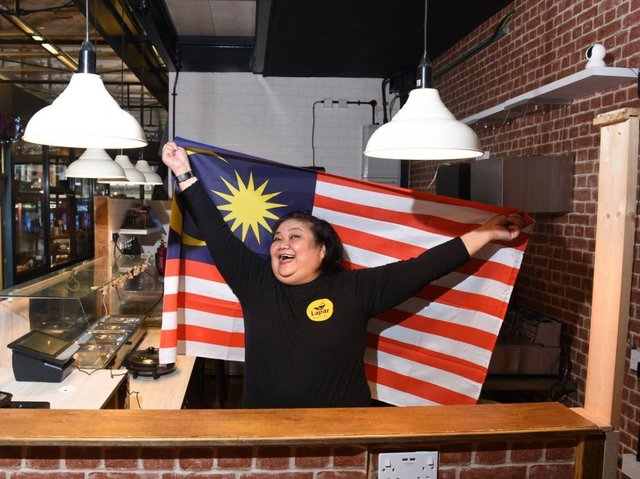 Anita Tahir-Parker, a professional chef from Johor Bahru, Malaysia, will open her new takeaway stall at Preston Markets on Saturday (November 28) opposite Adrian Livesey's Butchers