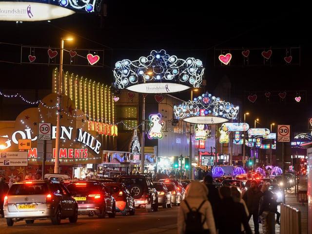Blackpool Illuminations return on December 2