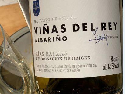 Tesco Finest Vinas del Rey Albariño