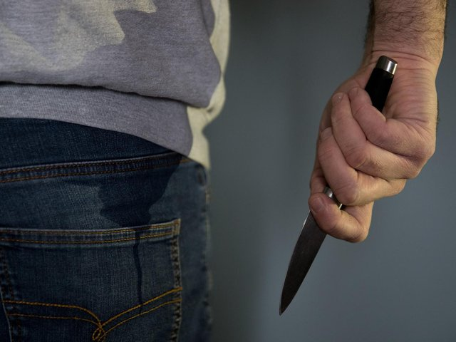 There were 316 convictions and cautions for knife possession in Lancashire in the 12 months up to September