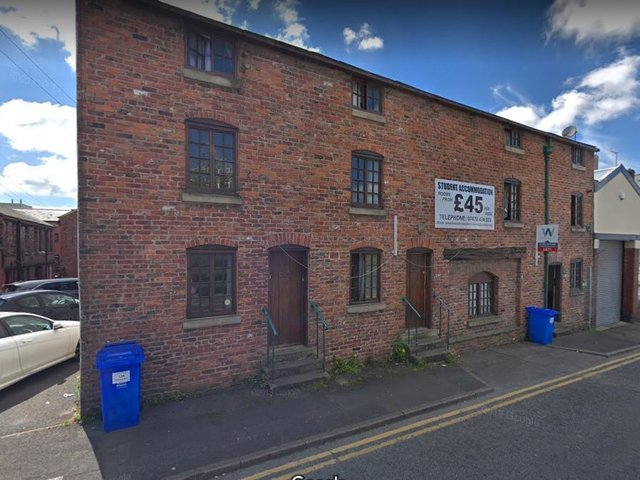 Tow of the Weavers' Cottages could be converted into a farm shop and a wine bar.