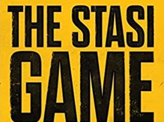 The Stasi Game by David Young