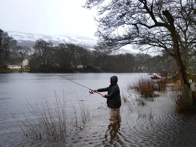 Recreational fishing will be allowed in England during the latest lockdown