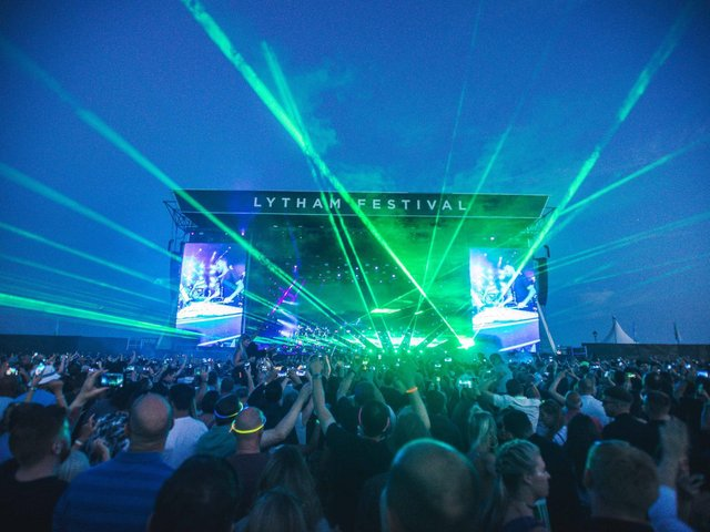 Determined. Lytham Festival is still on for 2021.