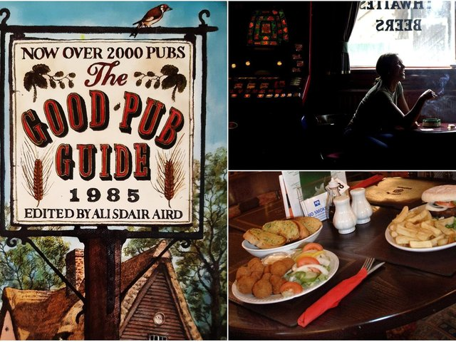 These are the best Lancashire pubs which featured in the 1985 edition of The Good Pub Guide