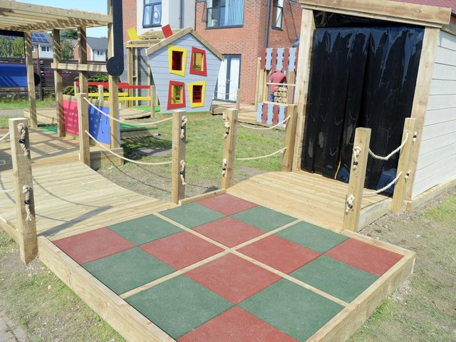 Blow out the home schooling cobwebs with a visit to a local play park