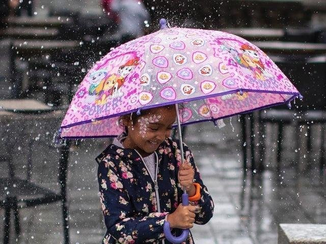 More rain and icy conditions are forecast in Lancashire for the rest of the week, says the Met Office