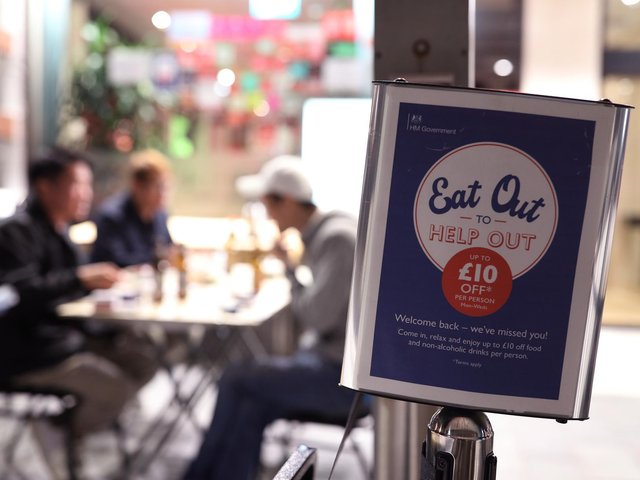 Preston diners bought more than 400,000 discounted meals through Eat Out to Help Out