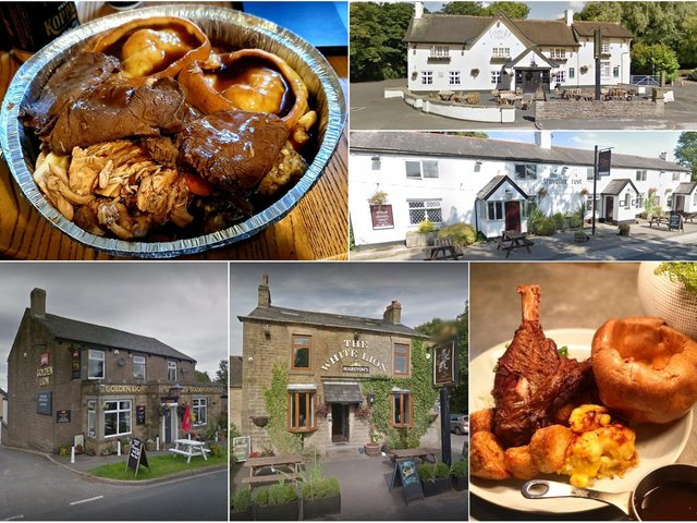The Sunday roast: ranked second in a list of things people love about Britain