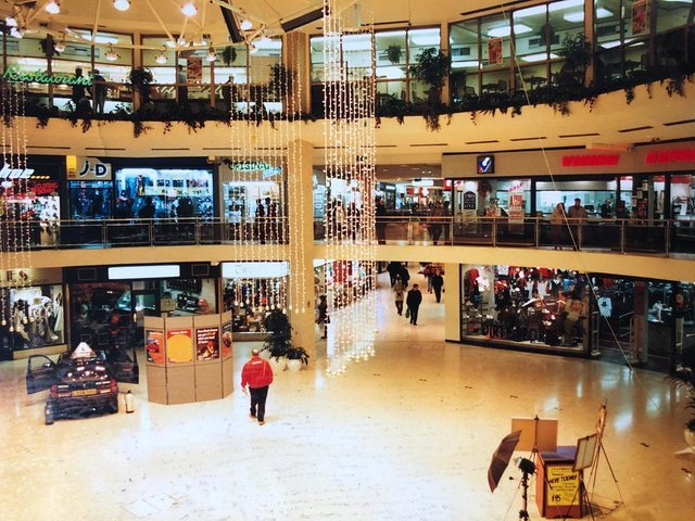 St George's Centre in 1993
