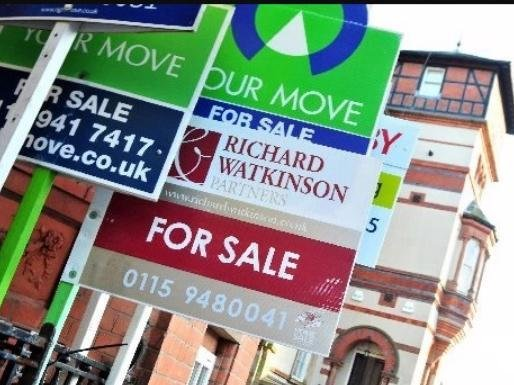The stamp duty holiday has brought in boom in the property market.