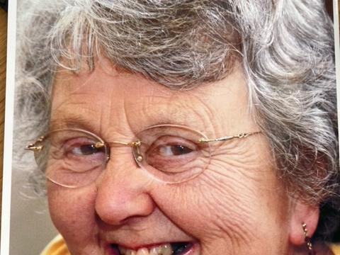 Margaret Walmsley, 79.