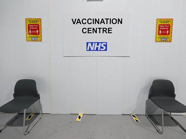 Revealed: This is how many people have been vaccinated in each South Ribble area