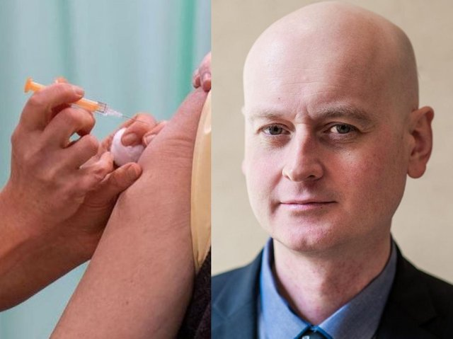Leader of Preston Council Matthew Brown is calling on the government to prioritise the Covid-19 vaccinations to the communities worse affected
