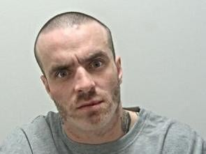 David Dara (pictured) was sentenced to 10 years in prison, with six years on licence. He was also handed a 20 year sexual harm prevention order (SHPO). (Credit: Lancashire Police)
