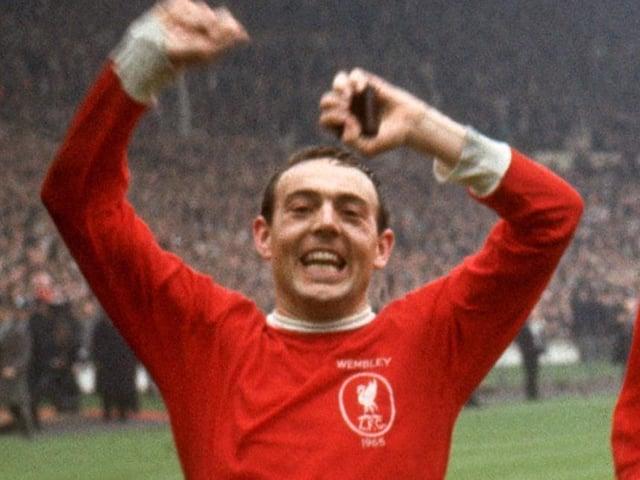 Anfield legend Ian St John has passed away