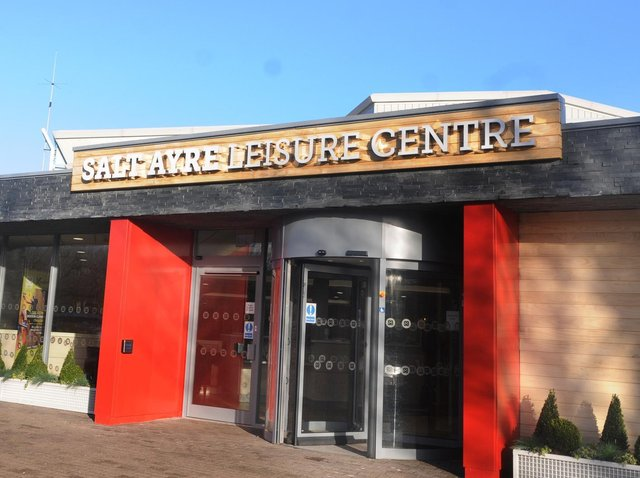 Salt Ayre Leisure Centre want to stop children's gymnastics classes after 21 years.