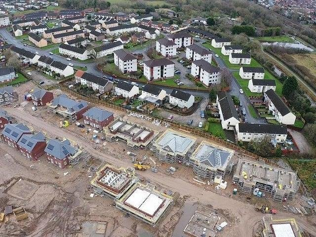 Housing development is already under way on another part of the former Cottam Brickworks site.  A new Aldi and district retail centre will be built to the north of it.