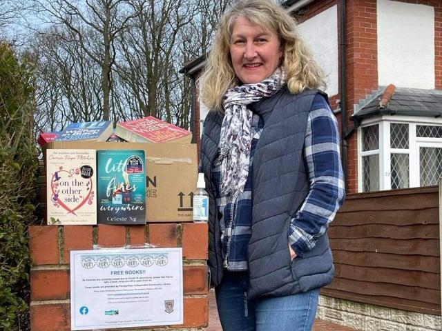 Janet Wignall, volunteer