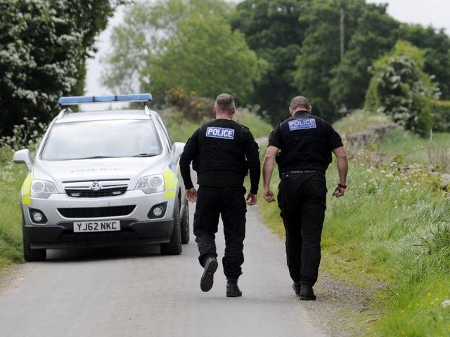 Rural officers will be tackling drug dealing, antisocial behaviour and theft