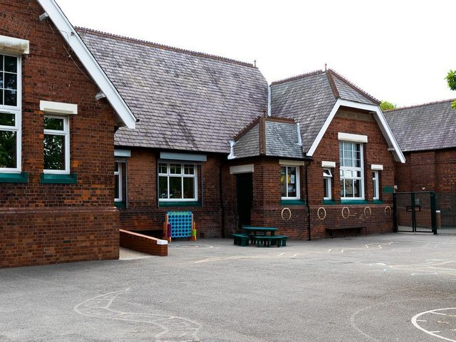 Cop Lane Church of England Primary School today
