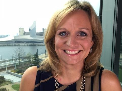 ITV's Elaine Willcox will be a speaker at Pink Link's International Women's Day events