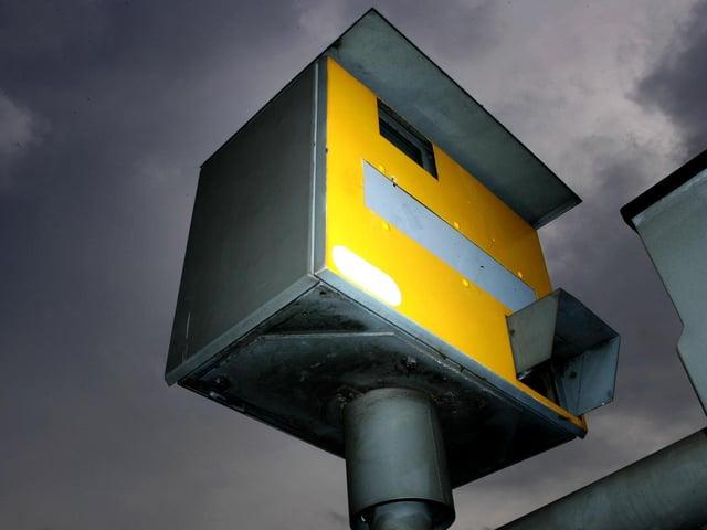 Motorists' speeds up on Lancashire main roads