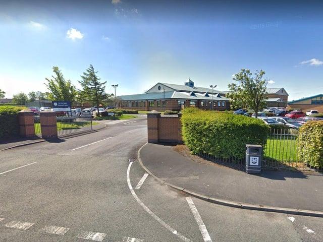 Sir Tom Finney Community High School will open up an unused top floor (image: Google)