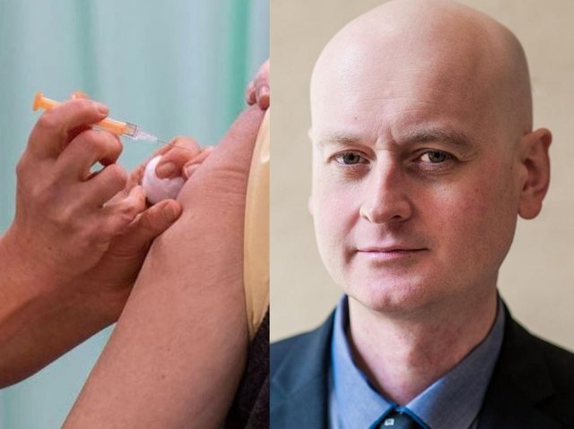 In a letter to Matt Hancock, Council Leader Matthew Brown has urged the government to prioritise Preston in the vaccine rollout
