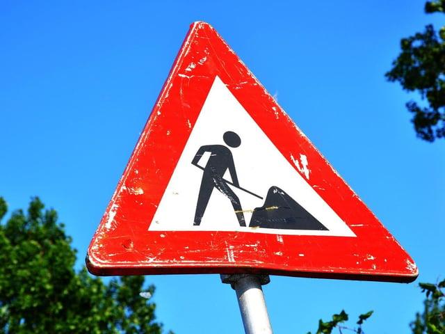 Major roadworks are underway across the region