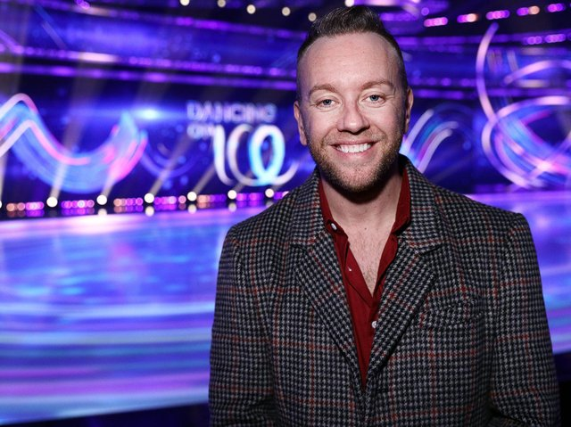 Dan Whiston assistant creative director on Dancing on Ice
