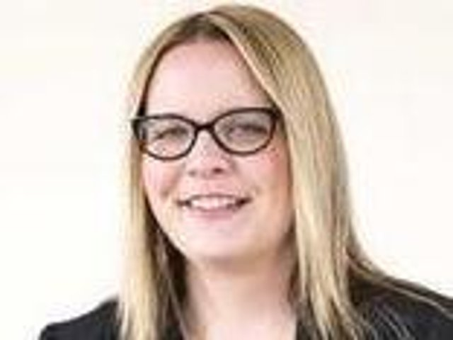 Chorley councillor Gillian Sharples