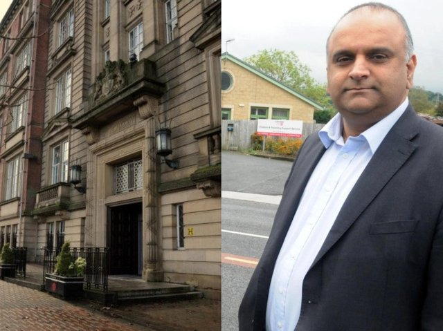 Labour opposition group leader Azhar Ali has set out his party's pledges in an attempt to take control at County Hall in May