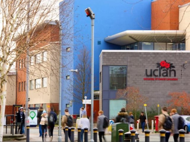 UCLan's computer system was compromised over the weekend.
