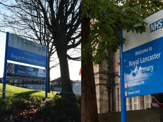 The Royal Preston and Royal Lancaster hospitals are in line for replacement - and in need of it, according to NHS leaders in Lancashire