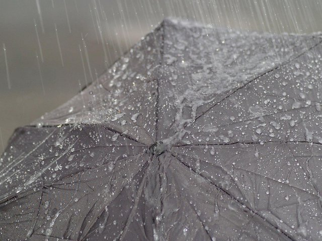 Heavy rain and strong gusts are expected to hit Lancashire.