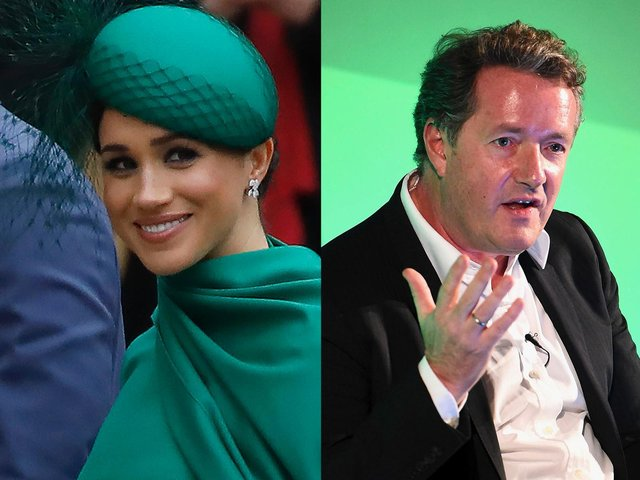 The Duchess of Sussex formally complained to ITV about Piers Morgan