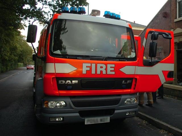 Lancashire Fire and Rescue Service