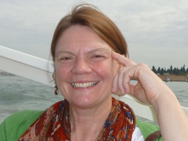 Novelist Kate Eastham