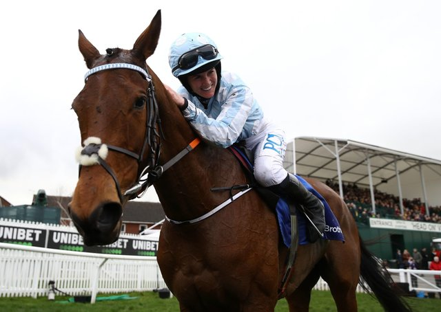 Honeysuckle is one to watch in the Champion Hurdle at Cheltenham