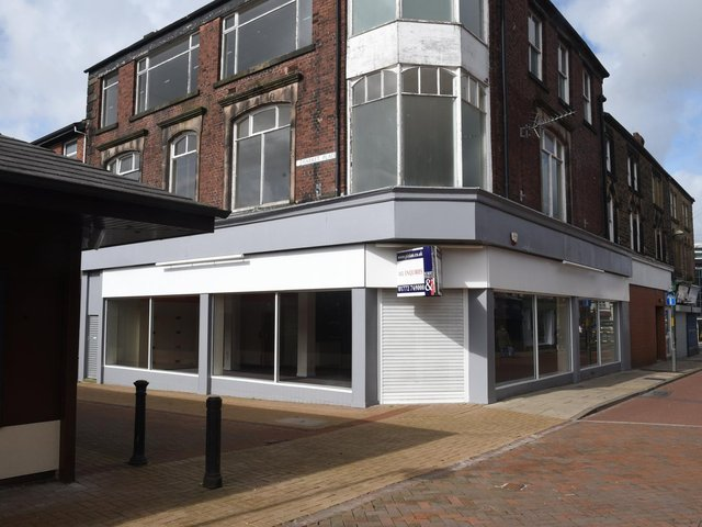 The former Brighthouse store